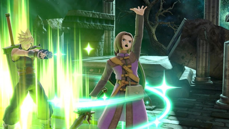 Dragon Quest Hero Might Smash Bros. In this Month