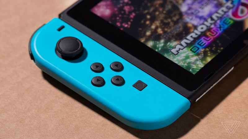 Nintendo Offers Solution To Joy-con Drift