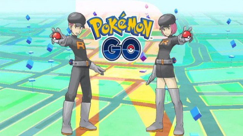 Team Go Rocket is here! The New Pokemon Go Update