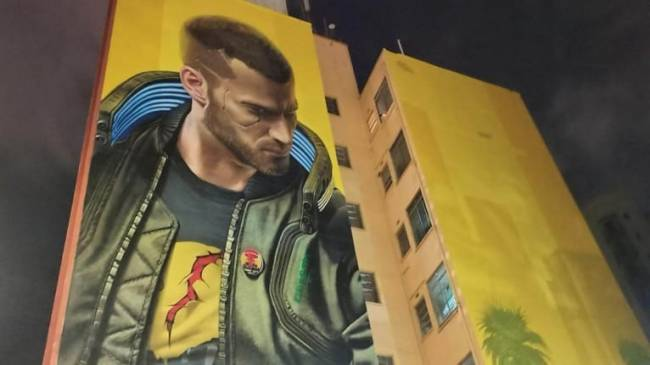 Cyberpunk 2077 Ads in Sao Paulo Drew Fines For Violating Law