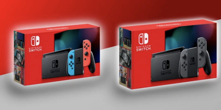 Nintendo Launches Revised Switch Units with Enhanced Battery Life