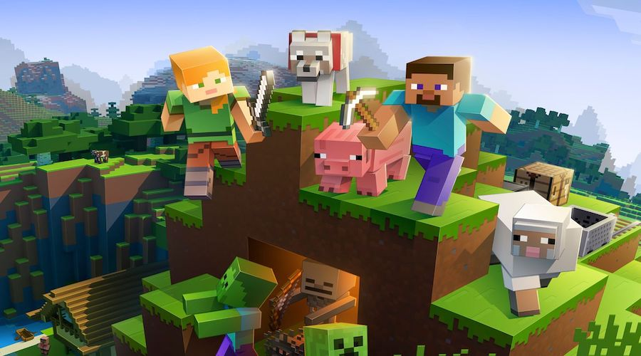 Minecraft The Big Comeback In 2019