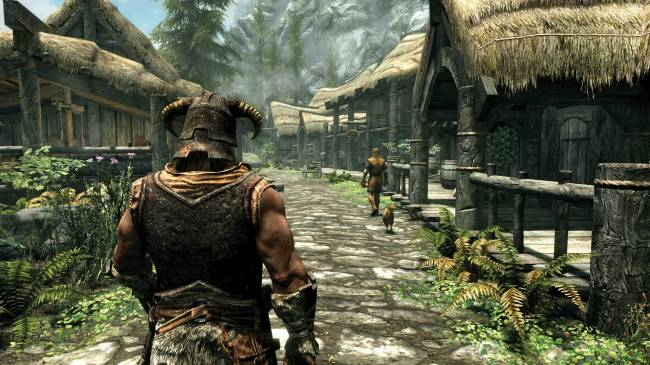 Skyrim modders are getting creative with this AI text to speech tool