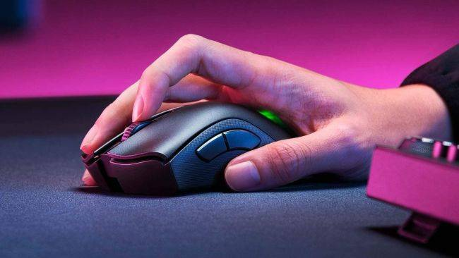 Razer's DeathAdder V2 Pro wireless gaming mouse is on sale for $100