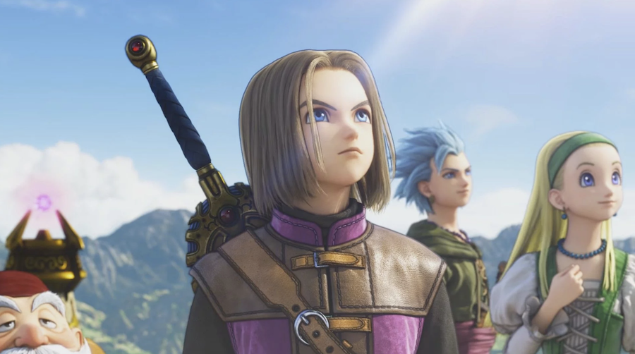 Dragon Quest XI S for Nintendo Switch - Super Shypox, Dragon Quest X World