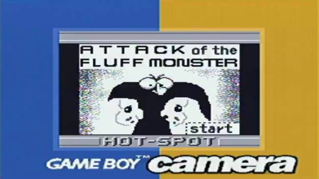 Game Boy Camera Based Game Created, Possibly For the First Time