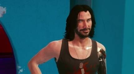 People are modding Cyberpunk 2077 to have sex with Keanu Reeves' character