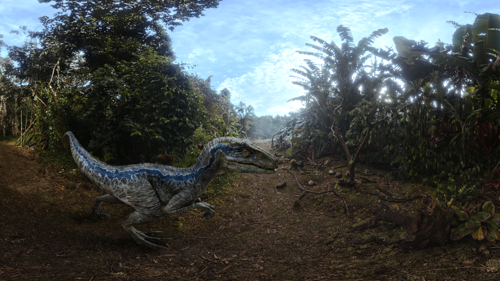 Jurassic Park Exciting Work On VR
