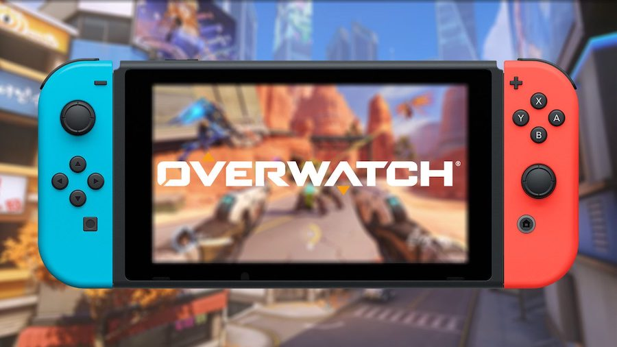 Changes to Nintendo Switch Arrival Of Overwatch