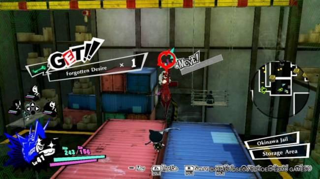Persona 5 Strikers Forgotten Desire Guide