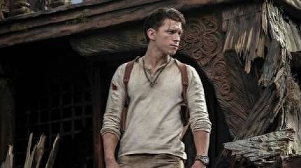Tom Holland doesn't sound thrilled with his performance in the Uncharted movie