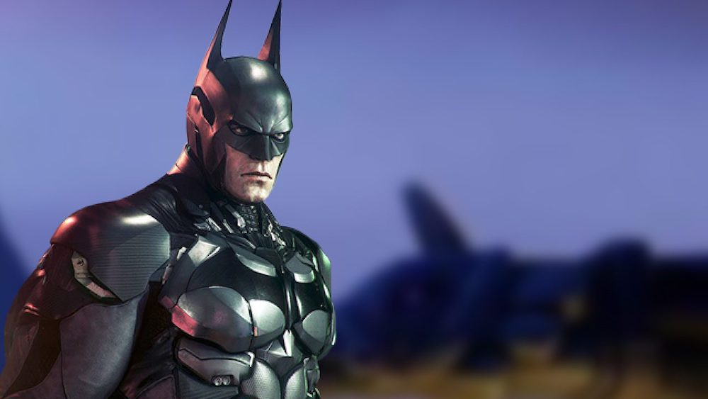Batmans Coming To Fortnite