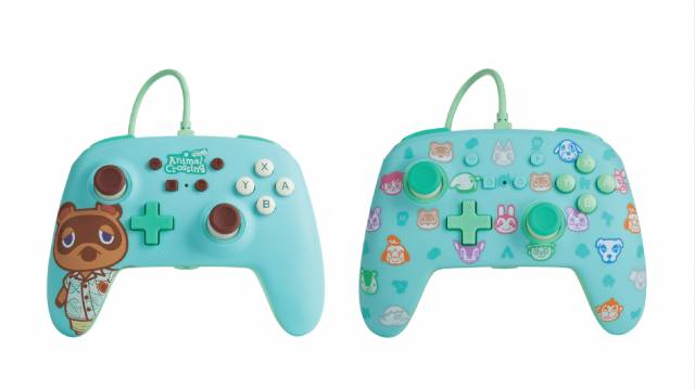 Hardware Review: PowerA Enhanced Wired Controller for Nintendo Switch (Animal Crossing Character Designs)