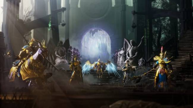 Warhammer Age Of Sigmar: Storm Ground Mobilizes On May 27th