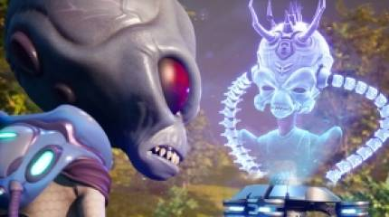 THQ Nordic's Destroy All Humans remake heading to Switch this summer