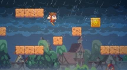 Alex Kidd in Miracle World remake gets June release date