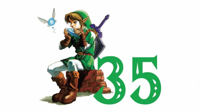 A 25th Anniversary Game To Celebrate The 35th Anniversary Of A Series