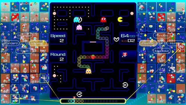 PAC-MAN 99 On Nintendo Online Out Now