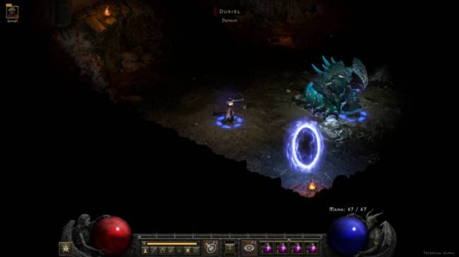 Diablo 2: Resurrected Beautifully Builds on a Classic