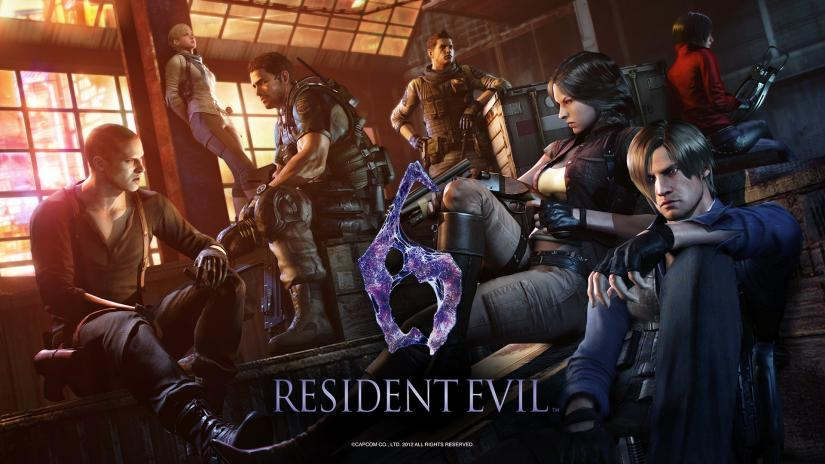 Facts You should Know about Resident Evil 6