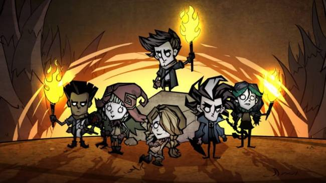 There Won't Be a Don't Starve: Newhome Offline Mode or Controller Support