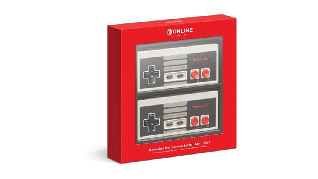 Switch Online Members Can Get NES Controllers at a Discounted Price