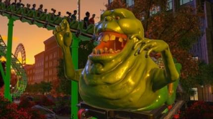 Planet Coaster's Ghostbusters expansion heading to consoles later this week