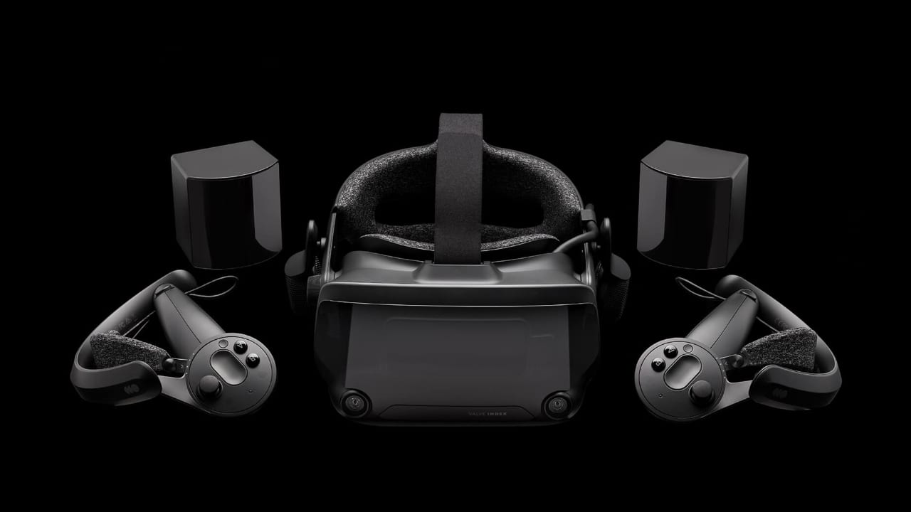 Valves Index VR Headset Will Be Back In Stock On Monday