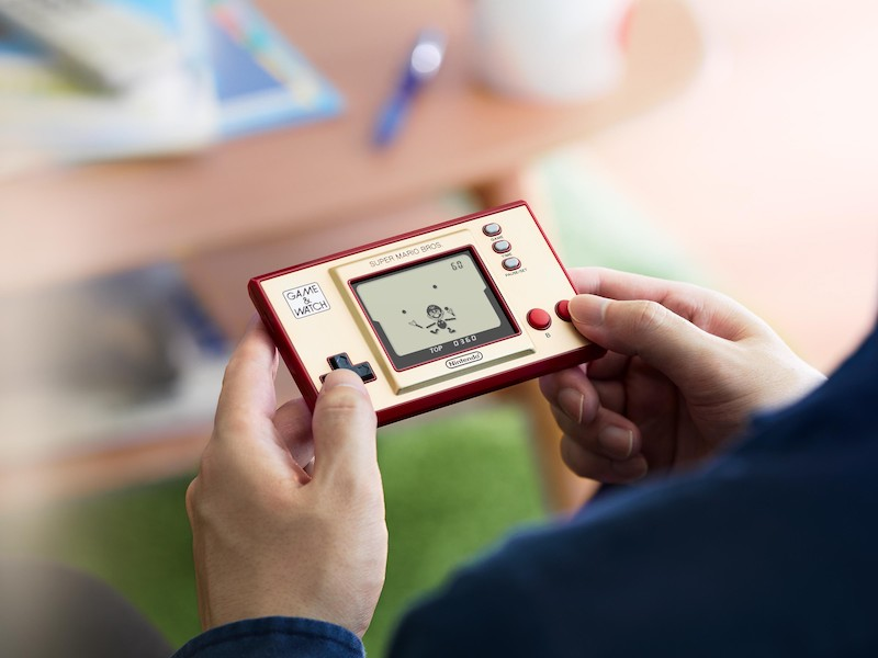 Super Mario Bros Game and Watch Console: All You Need to Know about it