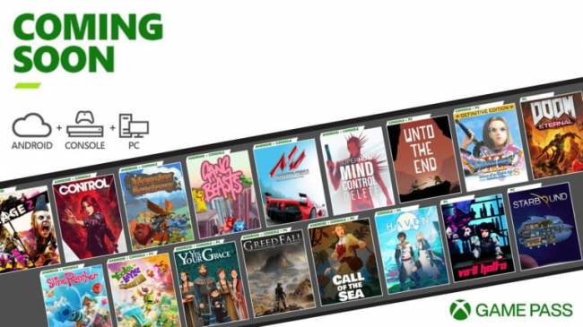 Xbox Game Pass is Getting Big Hits This December