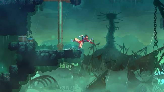 Dead Cells Fatal Falls DLC Brings Two New Biomes in 2021