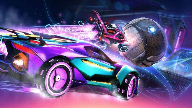 Rocket League season 2 will introduce 'player anthems' on December 9