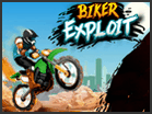 Biker Exploit Hacked