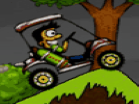 Crazy Golf Cart Hacked