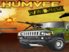 Humvee War Zone Hacked