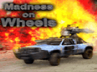 Madness on Wheels Hacked