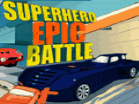 Superhero Epic Battle Hacked