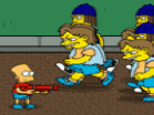 The Simpsons Shooting Hacked