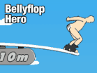 Belly Flop Hero Hacked