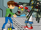 Ben 10\\\'s Zombie Survival Hacked