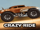 Crazy Ride 1 Hacked