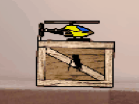 Desktop Copter Hacked