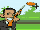 Obama Skeet Shooting Hacked