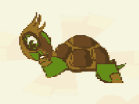 Turtle Dreams to Fly Hacked