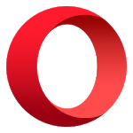 Download Opera with free VPN for Android free