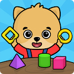 Download Toddler games for 2-5 year olds for Android free