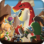 Download Dragon Warriors: Idle RPG for Android free