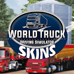 Download Skins World Truck Driving Simulator for Android free