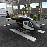 Download Police Helicopter Simulator for Android free