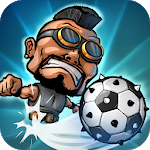 Download Puppet Football Fighters - Steampunk Soccer for Android free
